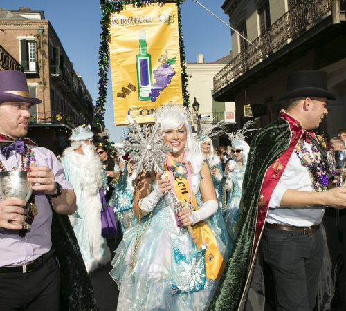 Celebrate Valentines with Krewe of Cork